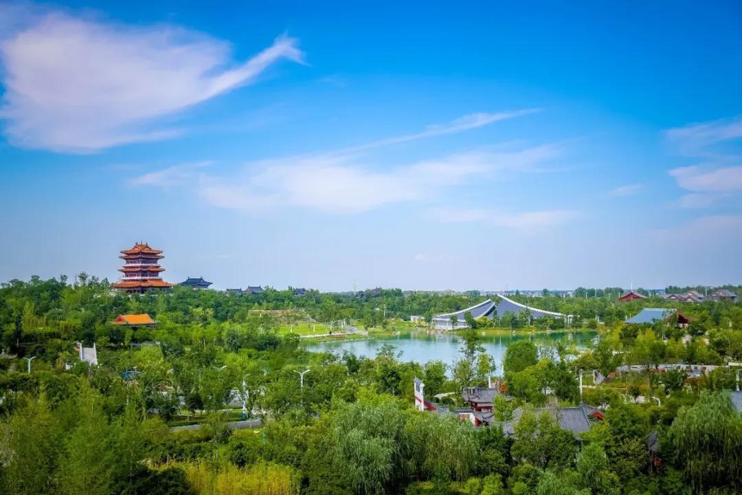 关于郑州园博园五一期间对外开放相关事项的公告