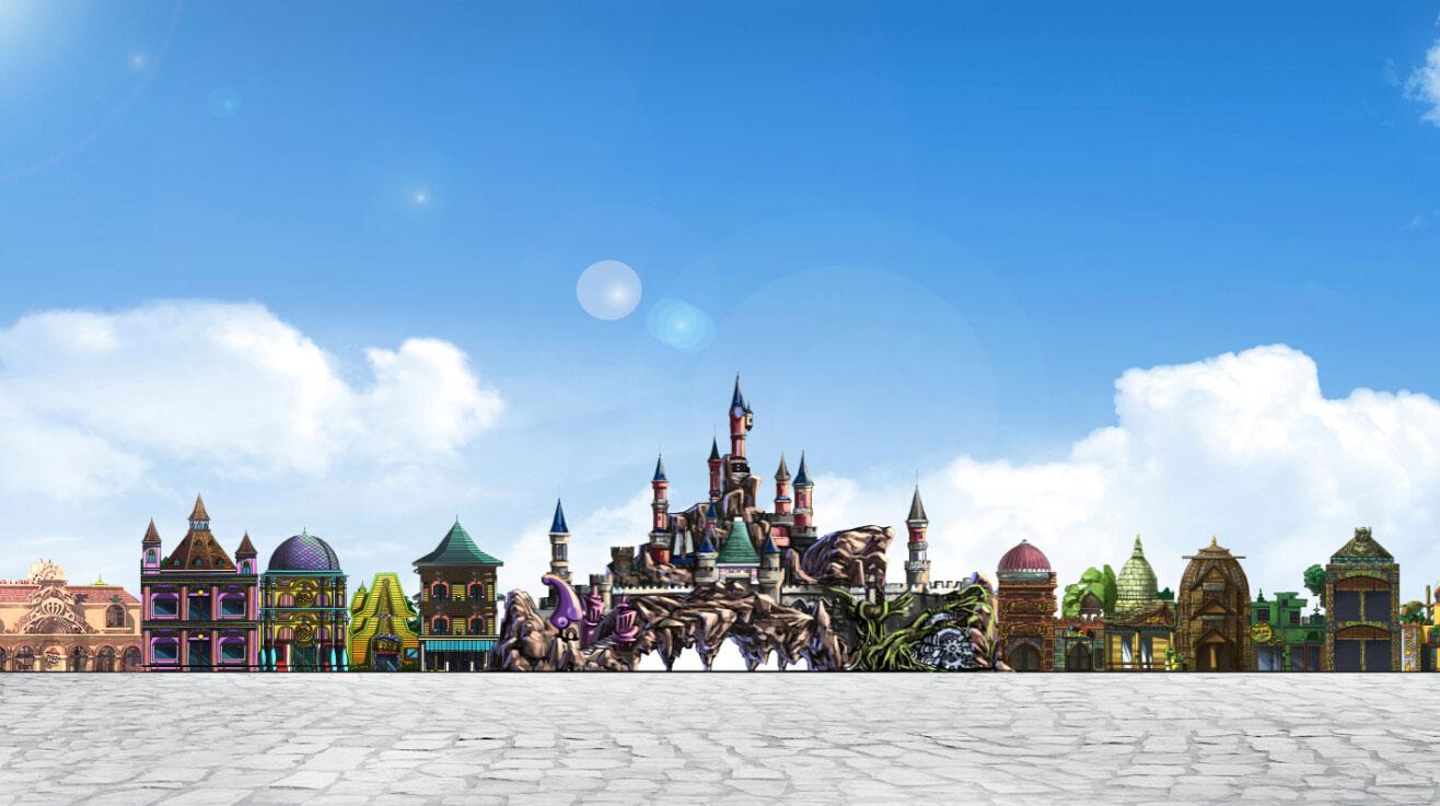 月亮城堡主题乐园