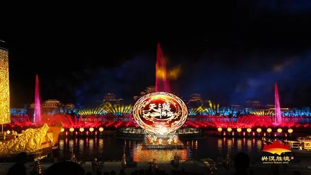 汉中《天汉传奇》实景演出值得看吗?天汉传奇实景演出门票价格