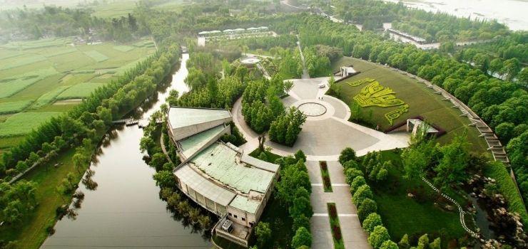 广汉三星堆博物馆
