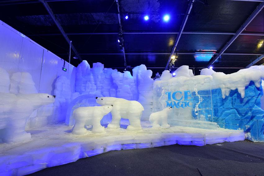 郑州冰雪城堡门票价格、冰雪城堡活动票