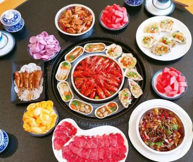 牦鼎记牦牛火锅烤肉海鲜套餐
