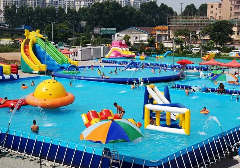 郑州宋陵冰雪水乐园