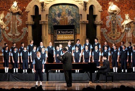2018圣马可童声合唱团长沙音乐会(时间+地点+门票)信息一览