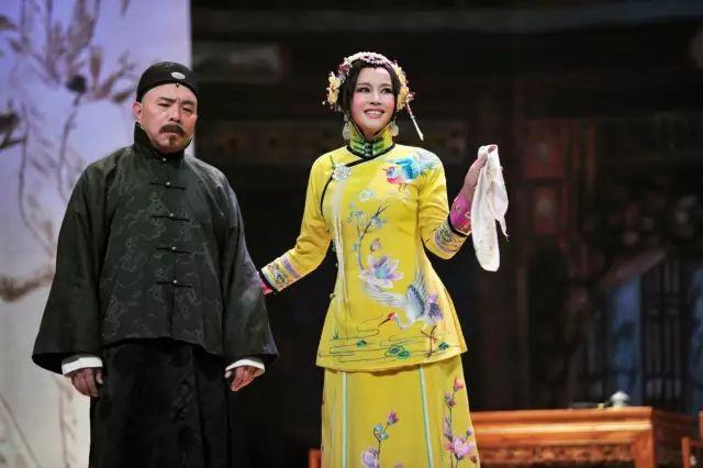 话剧《风华绝代》北京站