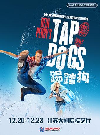 南京市文化消费政府补贴剧目-澳大利亚国宝踢踏舞剧TAP DOGS《踢踏狗》南京站