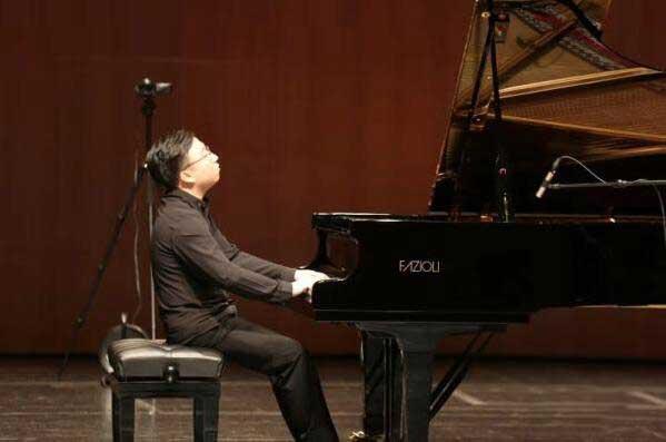 陈在田杭州钢琴独奏音乐会