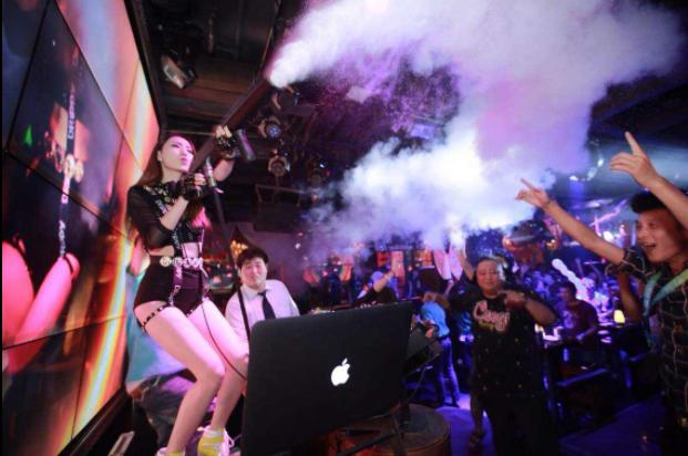 2018上海跨年重磅活动 超模DJ荧光派对门票