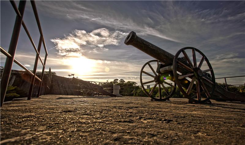 胡里山炮台门票