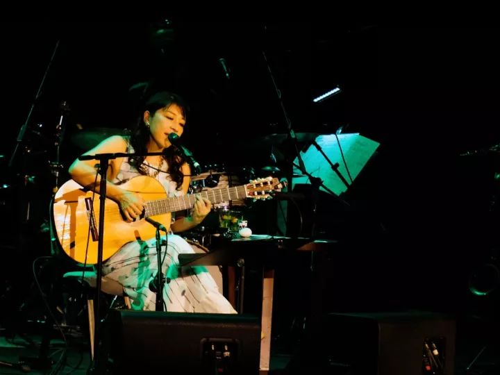 小野丽莎中山演唱会