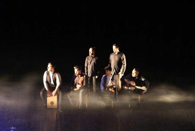 西班牙弗拉门戈经典舞剧《卡门》全球巡演成都站