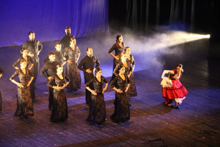 舞剧《卡门》全球巡演成都站
