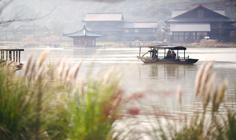 灵山小镇・拈花湾
