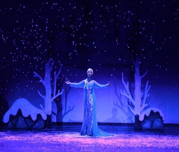 童话剧《冰雪奇缘之爱莎的魔法秘密》武汉演出门票