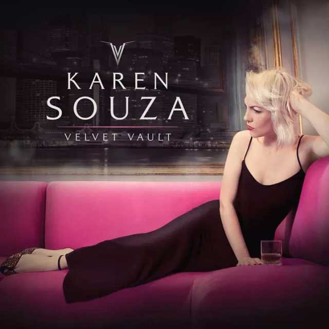 Karen Souza凯伦索萨成都音乐会