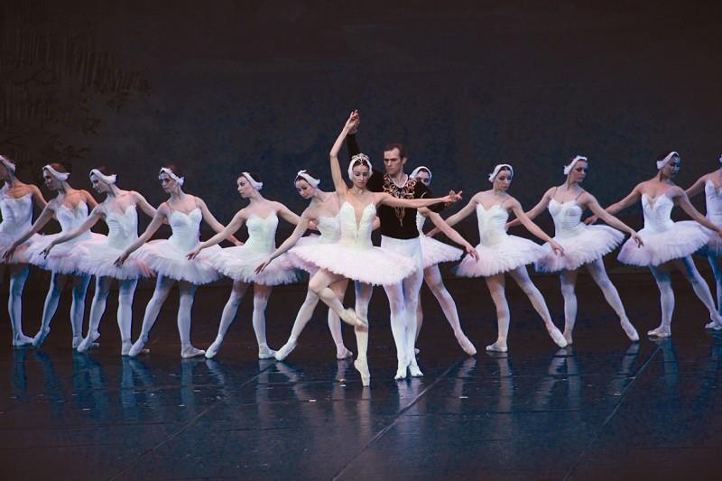 2019俄罗斯柴可夫斯基芭蕾舞团《天鹅湖》宁波站【在线订票】