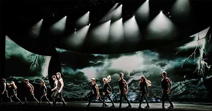 《大河之舞Ⅱ舞起狂澜》长沙梅溪湖站