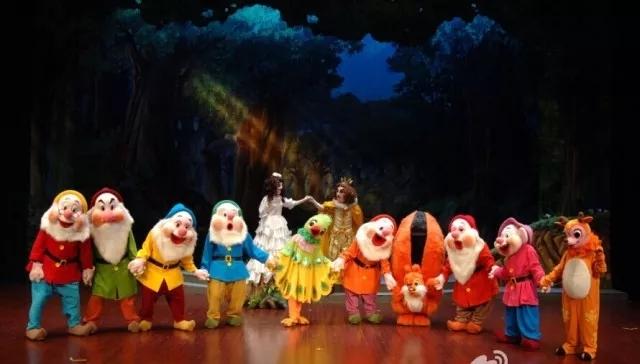 儿童剧 《白雪公主》重庆站