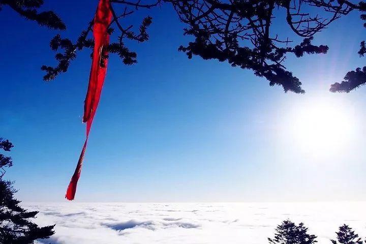 西岭雪山一日游