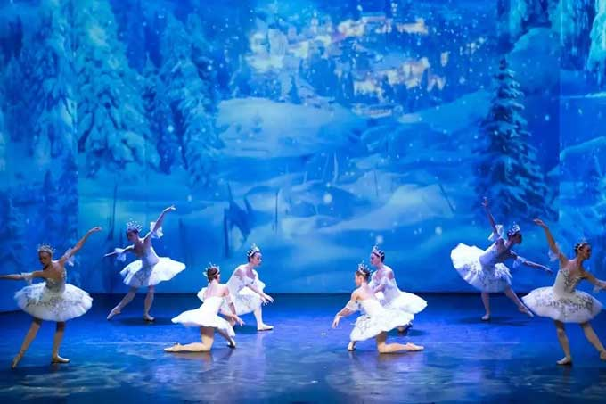 俄罗斯多媒体芭蕾舞剧《胡桃夹子》南宁站
