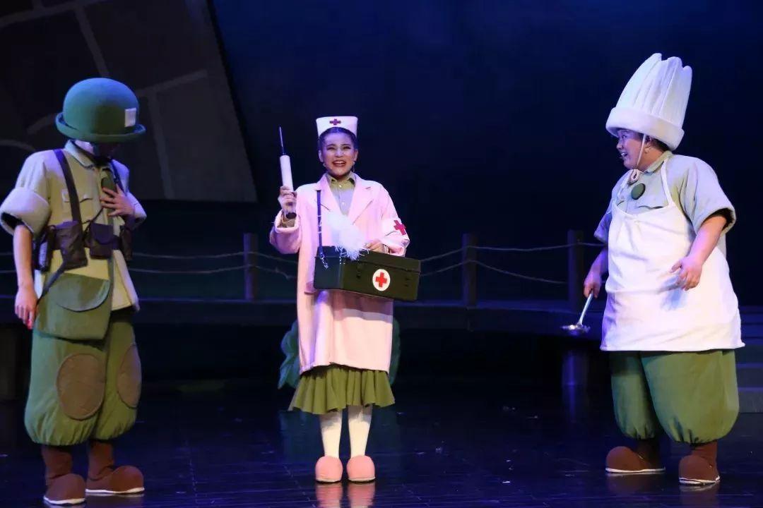 儿童剧《大头兵》郑州演出门票