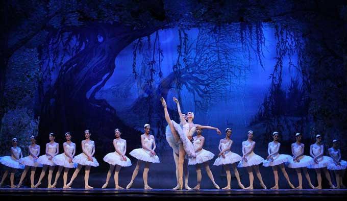 俄罗斯皇家芭蕾舞团《天鹅湖》苏州站