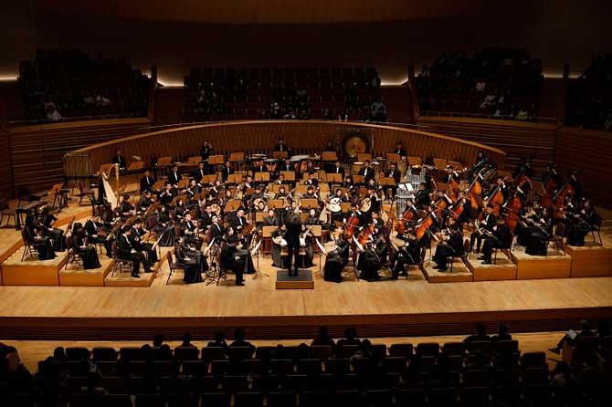 苏州民族管弦乐团2018音乐季平安.和平新年音乐会苏州站