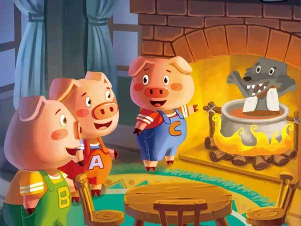 《三只小猪》石家庄站
