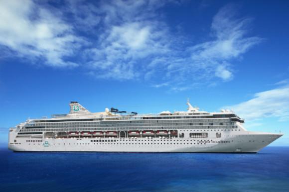 """从上海坐邮轮去澳洲喽!""""探索梦号""""邮轮将于明年4月上海首航"""