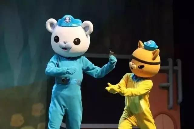儿童剧《海底小纵队4:极地大探险》重庆站