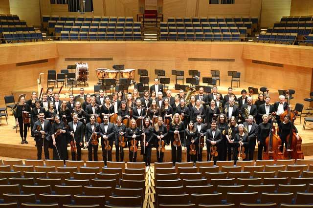维也纳节日交响乐团新年音乐会2019年苏州站