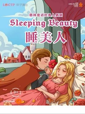 经典浪漫童话《睡美人》--合肥站