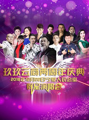 玖玖云商两周年庆典群星演唱会银川站