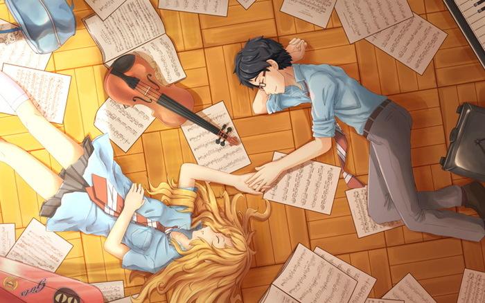 2019《四月是你的谎言》钢琴小提琴天津站