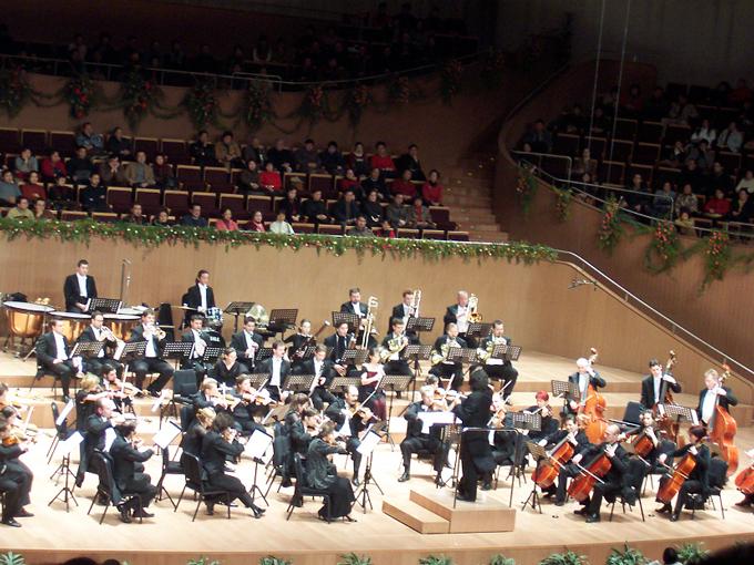 维也纳约翰•施特劳斯圆舞曲乐团长沙新年音乐会