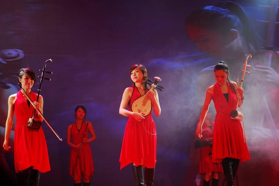 女子十二乐坊北京音乐会门票