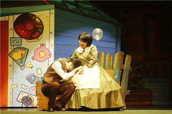 《爱迪生的泡泡实验室》武汉演出