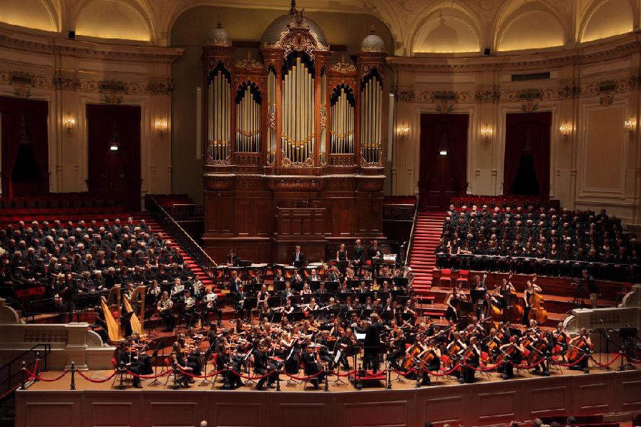 荷兰爱乐乐团2019福州新年音乐会门票