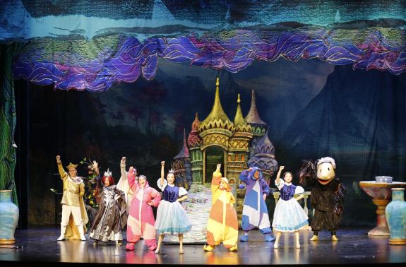 《白雪公主》深圳演出门票