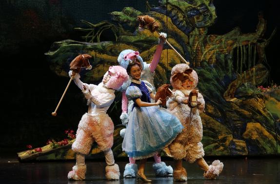 童话剧《白雪公主》宁波演出门票