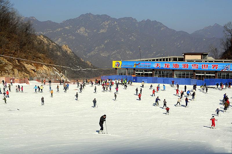 盘点2018河南你不得不去的滑雪场
