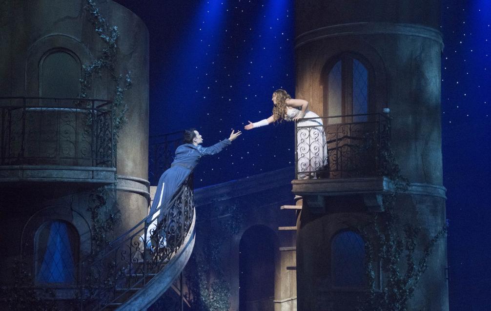 音乐剧《罗密欧与朱丽叶》西安演出门票