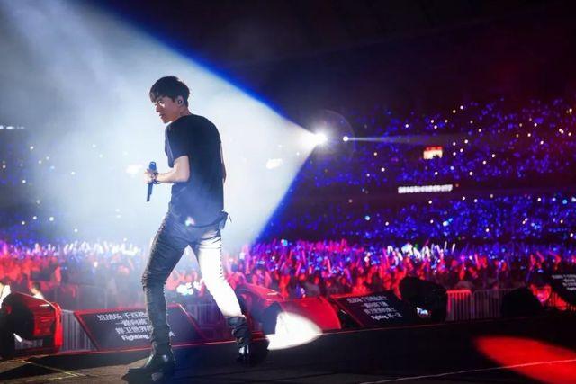 张杰重庆演唱会