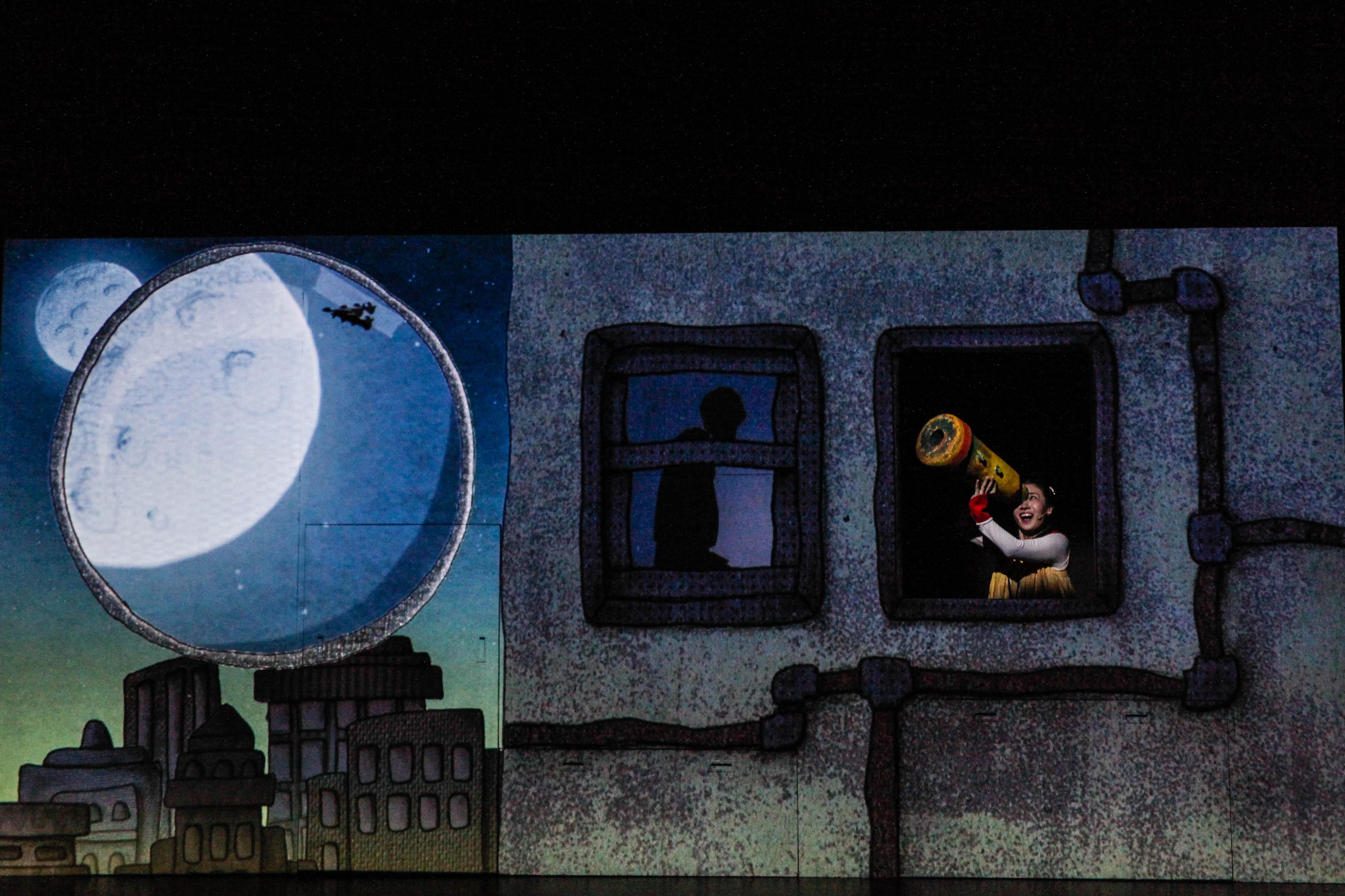 《我要飞,去月球》杭州演出门票