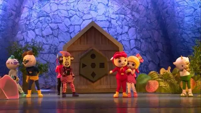 全景互动式3D舞台剧《猪猪侠-仙豆传奇》上海站