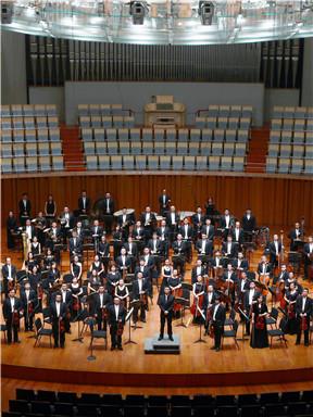 从莫扎特到肖斯塔科维奇中国交响乐团北京音乐会