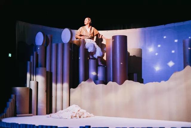 加拿大多媒体装置游戏剧《梦幻岛》杭州站