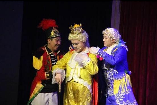 【咔卡剧场】台湾引进--改编自安徒生童话经典音乐儿童剧《皇帝的新装》成都站