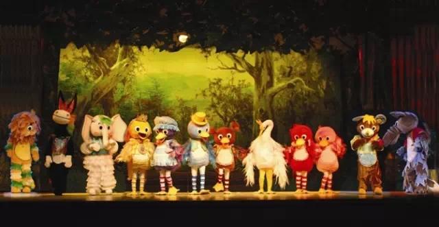【小橙堡】经典励志人偶剧《丑小鸭》成都站