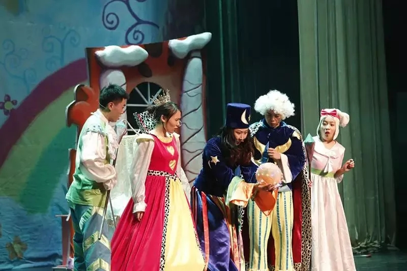 【小橙堡】经典亲子童话剧《胡桃夹子》成都站
